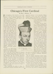 Page 7, 1924 Edition, St Ignatius High School - Ignatius Yearbook (Chicago, IL) online yearbook collection
