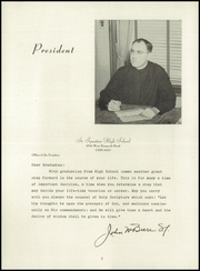 Page 12, 1948 Edition, St Ignatius High School - Ignatius Yearbook (Chicago, IL) online yearbook collection