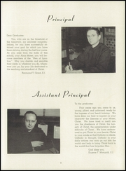 Page 13, 1948 Edition, St Ignatius High School - Ignatius Yearbook (Chicago, IL) online yearbook collection