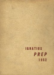 St Ignatius High School - Ignatius Yearbook (Chicago, IL) online yearbook collection, 1952 Edition, Page 1