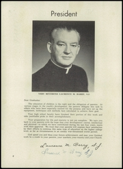 Page 10, 1952 Edition, St Ignatius High School - Ignatius Yearbook (Chicago, IL) online yearbook collection