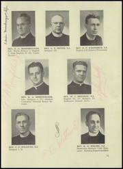 Page 13, 1952 Edition, St Ignatius High School - Ignatius Yearbook (Chicago, IL) online yearbook collection