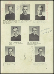 Page 15, 1952 Edition, St Ignatius High School - Ignatius Yearbook (Chicago, IL) online yearbook collection