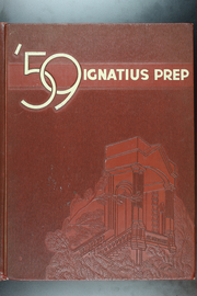 Page 1, 1959 Edition, St Ignatius High School - Ignatius Yearbook (Chicago, IL) online yearbook collection