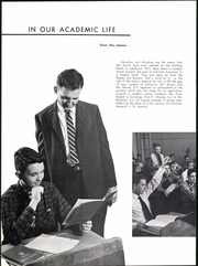 Page 12, 1959 Edition, St Ignatius High School - Ignatius Yearbook (Chicago, IL) online yearbook collection