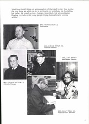 Page 13, 1976 Edition, St Ignatius High School - Ignatius Yearbook (Chicago, IL) online yearbook collection