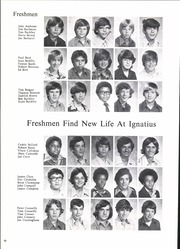 Page 16, 1976 Edition, St Ignatius High School - Ignatius Yearbook (Chicago, IL) online yearbook collection
