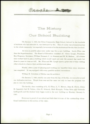 Page 8, 1943 Edition, Orion High School - Charger Yearbook (Orion, IL) online yearbook collection