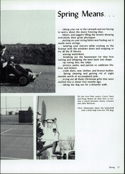 Page 61, 1985 Edition, Orion High School - Charger Yearbook (Orion, IL) online yearbook collection