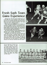 Page 70, 1985 Edition, Orion High School - Charger Yearbook (Orion, IL) online yearbook collection