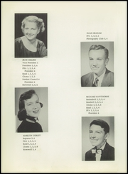 Page 12, 1954 Edition, Wellington High School - Memoirs Yearbook (Wellington, IL) online yearbook collection