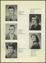 Page 14, 1954 Edition, Wellington High School - Memoirs Yearbook (Wellington, IL) online yearbook collection