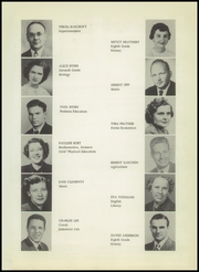 Page 7, 1954 Edition, Wellington High School - Memoirs Yearbook (Wellington, IL) online yearbook collection