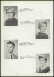 Page 14, 1955 Edition, Wellington High School - Memoirs Yearbook (Wellington, IL) online yearbook collection