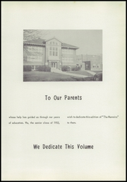 Page 7, 1955 Edition, Wellington High School - Memoirs Yearbook (Wellington, IL) online yearbook collection