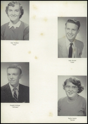 Page 10, 1956 Edition, Wellington High School - Memoirs Yearbook (Wellington, IL) online yearbook collection