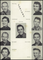 Page 16, 1956 Edition, Wellington High School - Memoirs Yearbook (Wellington, IL) online yearbook collection