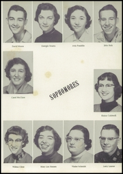 Page 17, 1956 Edition, Wellington High School - Memoirs Yearbook (Wellington, IL) online yearbook collection