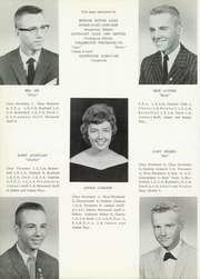 Page 10, 1961 Edition, Wellington High School - Memoirs Yearbook (Wellington, IL) online yearbook collection