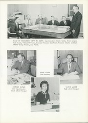 Page 17, 1961 Edition, Wellington High School - Memoirs Yearbook (Wellington, IL) online yearbook collection