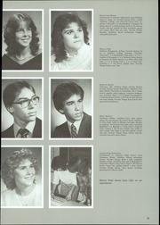 Page 17, 1984 Edition, Lutheran High School - Cavalier Yearbook (Rockford, IL) online yearbook collection