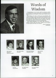 Page 7, 1984 Edition, Lutheran High School - Cavalier Yearbook (Rockford, IL) online yearbook collection