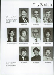 Page 8, 1984 Edition, Lutheran High School - Cavalier Yearbook (Rockford, IL) online yearbook collection