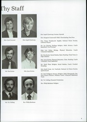 Page 9, 1984 Edition, Lutheran High School - Cavalier Yearbook (Rockford, IL) online yearbook collection
