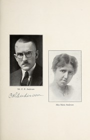 Page 13, 1922 Edition, Champaign High School - Maroon Yearbook (Champaign, IL) online yearbook collection