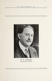 Page 15, 1922 Edition, Champaign High School - Maroon Yearbook (Champaign, IL) online yearbook collection