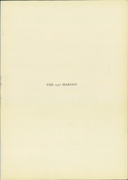 Page 5, 1927 Edition, Champaign High School - Maroon Yearbook (Champaign, IL) online yearbook collection