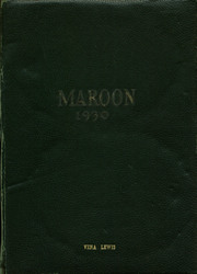 Page 1, 1930 Edition, Champaign High School - Maroon Yearbook (Champaign, IL) online yearbook collection