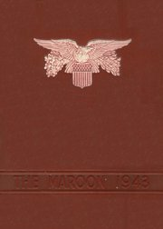Page 1, 1943 Edition, Champaign High School - Maroon Yearbook (Champaign, IL) online yearbook collection