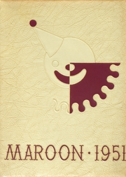 Page 1, 1951 Edition, Champaign High School - Maroon Yearbook (Champaign, IL) online yearbook collection