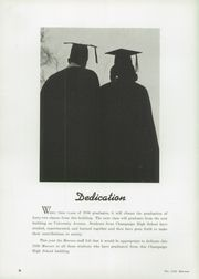 Page 10, 1956 Edition, Champaign High School - Maroon Yearbook (Champaign, IL) online yearbook collection