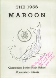 Page 5, 1956 Edition, Champaign High School - Maroon Yearbook (Champaign, IL) online yearbook collection