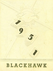 Page 1, 1951 Edition, Sandoval High School - Blackhawk Yearbook (Sandoval, IL) online yearbook collection