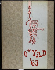 1963 Edition, Deerfield High School - O YAD Yearbook (Deerfield, IL)