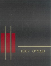 1967 Edition, Deerfield High School - O YAD Yearbook (Deerfield, IL)