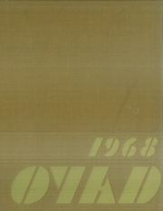 Page 1, 1968 Edition, Deerfield High School - O YAD Yearbook (Deerfield, IL) online yearbook collection