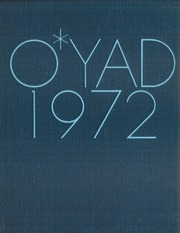 Deerfield High School - O YAD Yearbook (Deerfield, IL) online yearbook collection, 1972 Edition, Page 1