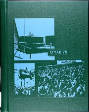 1975 Edition, Deerfield High School - O YAD Yearbook (Deerfield, IL)