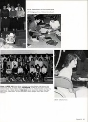 Page 111, 1984 Edition, Deerfield High School - O YAD Yearbook (Deerfield, IL) online yearbook collection