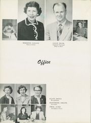 Page 16, 1954 Edition, Limestone Community High School - Amulet Yearbook (Bartonville, IL) online yearbook collection