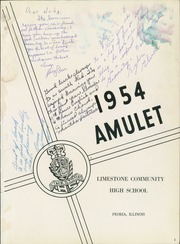 Page 5, 1954 Edition, Limestone Community High School - Amulet Yearbook (Bartonville, IL) online yearbook collection