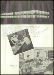 Page 11, 1955 Edition, Limestone Community High School - Amulet Yearbook (Bartonville, IL) online yearbook collection