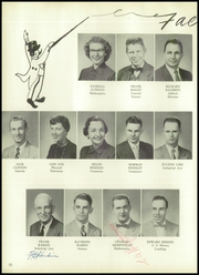 Page 16, 1955 Edition, Limestone Community High School - Amulet Yearbook (Bartonville, IL) online yearbook collection