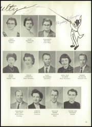 Page 17, 1955 Edition, Limestone Community High School - Amulet Yearbook (Bartonville, IL) online yearbook collection