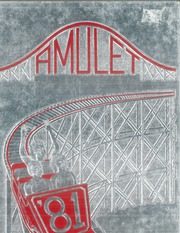 1981 Edition, Limestone Community High School - Amulet Yearbook (Bartonville, IL)