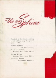 Page 6, 1943 Edition, Centralia Township High School - Sphinx Yearbook (Centralia, IL) online yearbook collection